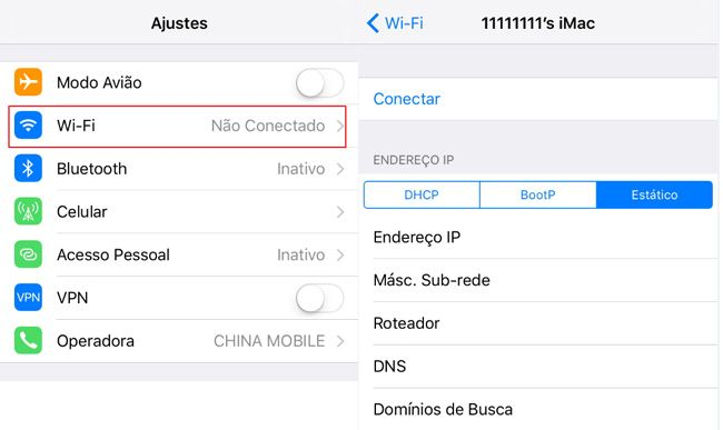 Problemas/Erros do iOS 9