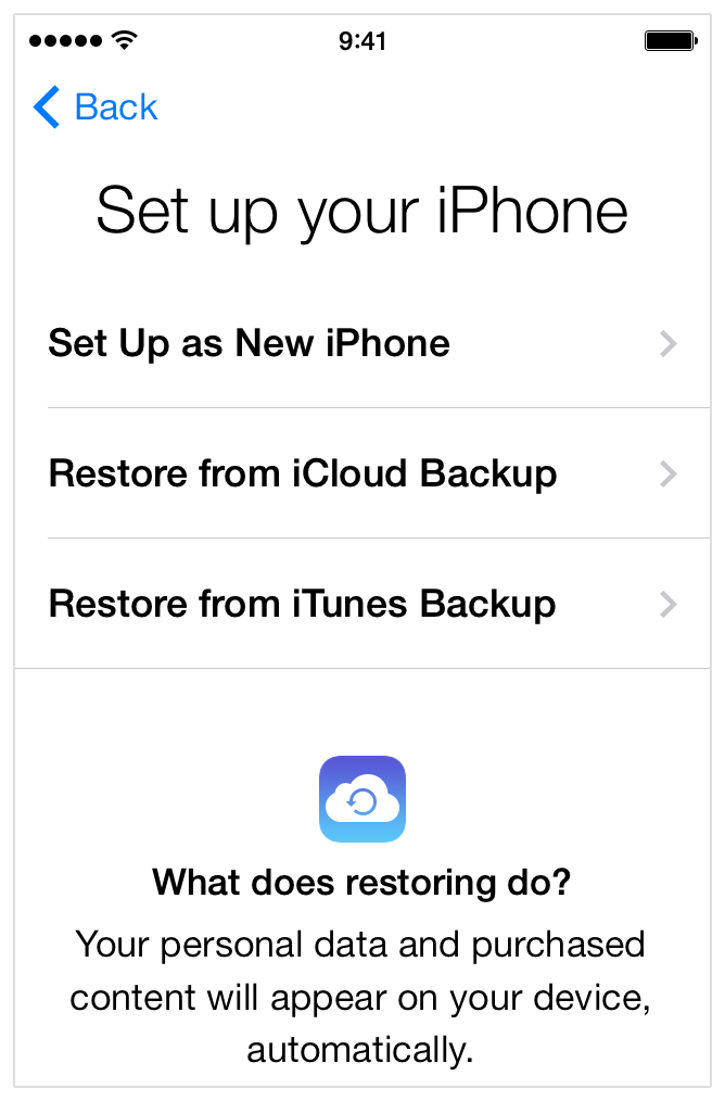 recover video android