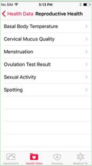 iOS 9 Já Consegue Rastrear Sua Atividade Sexual?
