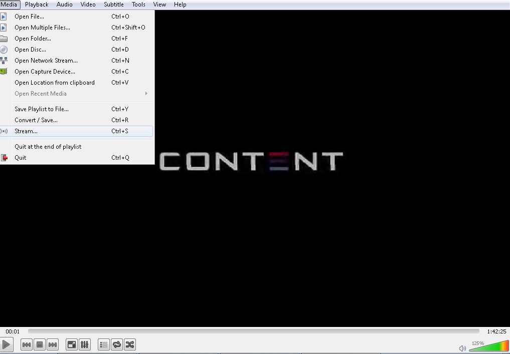 Como reproduzir arquivos rtmp com o vlc media player rtmp ccuart Images