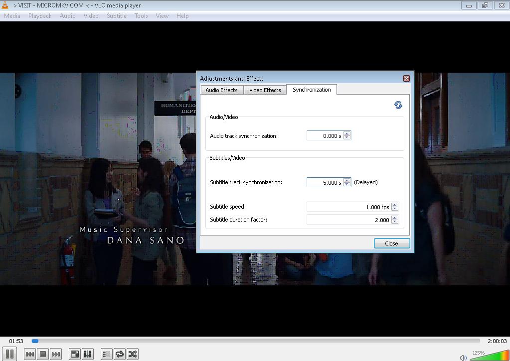 Como Ajustar/Sincronizar o Atraso das Legendas no VLC?