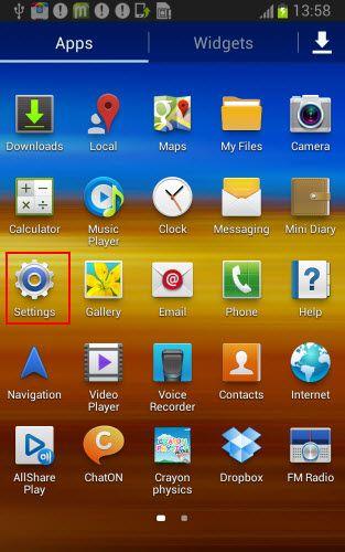 usb debug android 4.1
