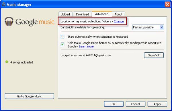 grooveshark para google music