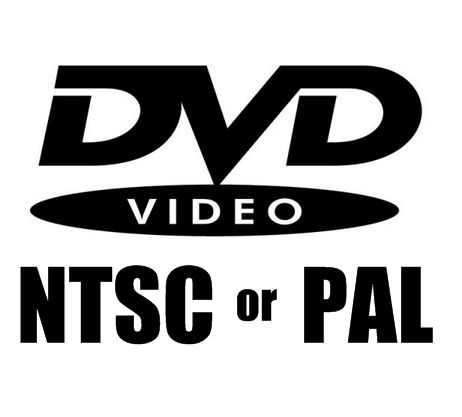 ntsc vs pal dvd