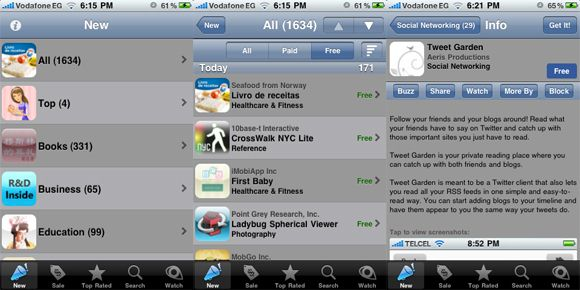 get free apps appminer