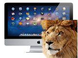 No Mac OS X 10.7 Lion, pero León de las características disponibles