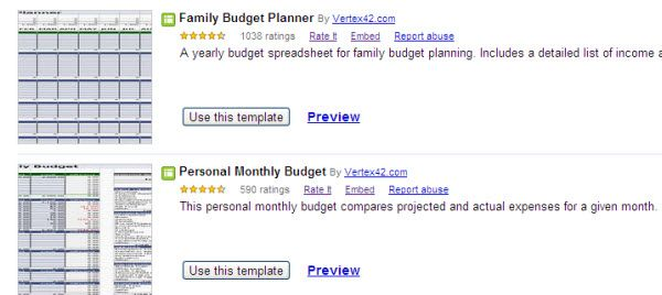 free google docs templates