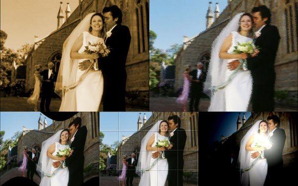photo effect windows