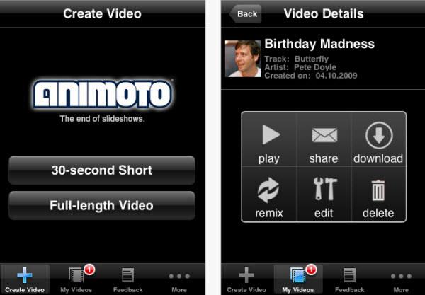 melhores apps de edição de vídeo