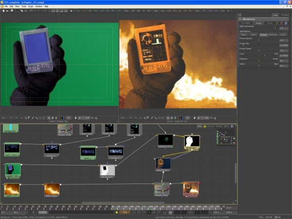 after effects alternativo fusion