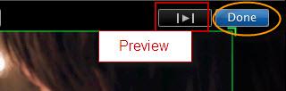 resize video