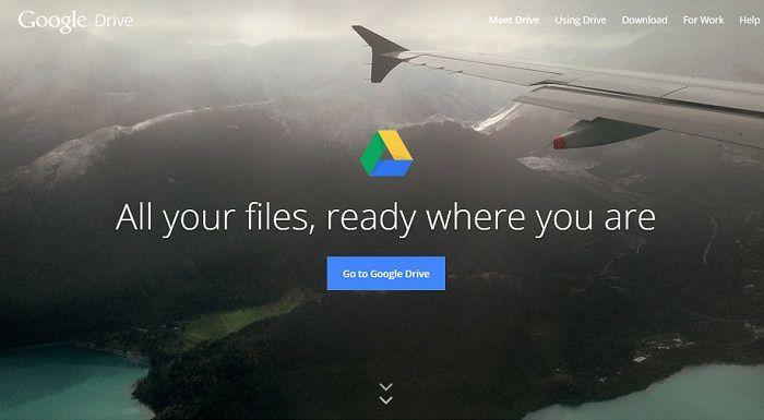 Wondershare Google Drive