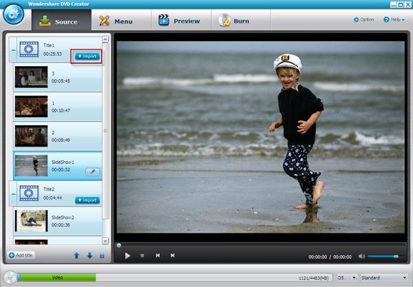 mp4 to dvd windows 8